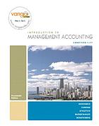 Introduction to management accounting : [chapters 1-17]