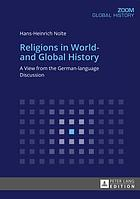 Religions in World- and Global History.