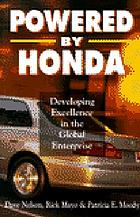 Powered by Honda : developing excellence in the global enterprise