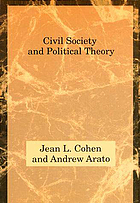 Civil society and political theory