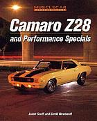 Camaro Z28 and performance specials