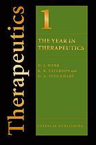 The year in therapeutics. Volume 1