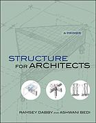 Structure for architects : a primer