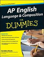AP English Language & Composition for dummies