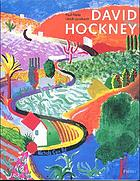 David Hockney : paintings