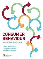 Consumer behaviour : a European outlook