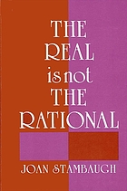 The real is not the rational