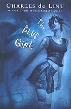 The blue girl