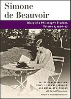 Diary of a philosophy student. Volume 1, 1926-27