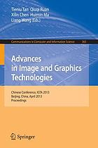 Advances in image and graphics technologies : Chinese Conference, IGTA 2013, Beijing, China, April 2-3, 2013, proceedings