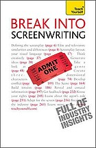 Break into screenwriting