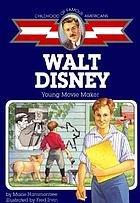 Walt Disney, young movie maker