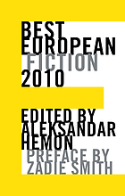 Best European fiction 2010
