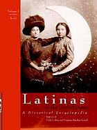 Latinas in the United States: A Historical Encyclopedia cover image