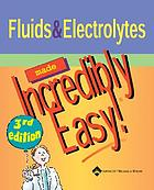Fluids & electrolytes made incredibly easy.