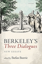 Berkeley's Three dialogues : new essays