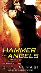 Hammer of angels : a novel of the shadowstorm