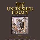Brown at 50 : the unfinished legacy, a collection of essays