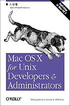 Mac OS X for Unix Developers