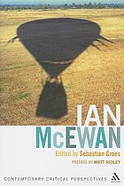 Ian McEwan : contemporary critical perspectives