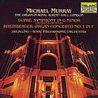Symphony in G minor for organ and orchestra, op. 25