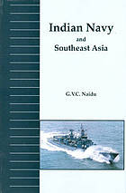 The Indian navy and Southeast Asia