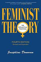 Feminist theory : the intellectual traditions