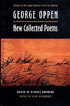 New collected poems