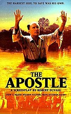 The apostle : a screenplay
