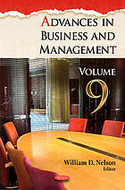 Advances in business and management. Volume 9