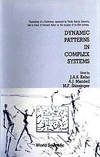 Dynamic patterns in complex systems