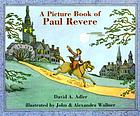 A picture book of Paul Revere