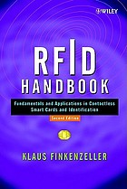 RFID handbook : fundamentals and applications in contactless smart cards and identification