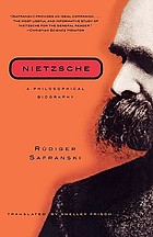 Nietzsche : a philosophical biography
