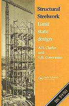 Structural steelwork : limit state design