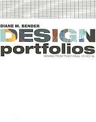 Design portfolios : moving from traditional to digital