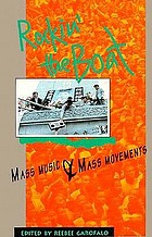 Rockin' the boat : mass music and mass movements