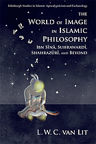 The world of image in Islamic philosophy. Ibn Sina, Suhrawardi, Shahrazuri and beyond.