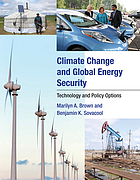 Climate change and global energy security : technology and policy options