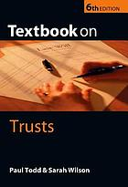 Textbook on trusts.