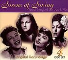 Sirens of swing : great songs of the '30s & '40s.