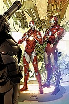 Invincible Iron Man 6 Stark Resilient Book 2.