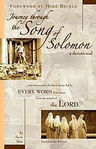 Journey through the Song of Solomon  : a devotional