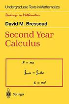 Second year calculus : from celestial mechanics to special relativity