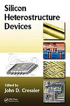 Silicon heterostructure devices
