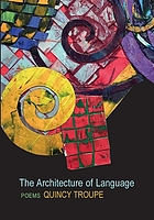 The architecture of language : poems