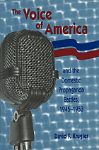 The Voice of America and the domestic propaganda battles, 1945-1953
