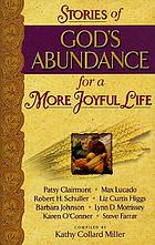 Stories of God's abundance for a more joyful life