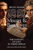 Mozart & Beethoven : the concept of love in their operas