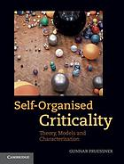 Self-organised criticality : theory, models, and characterisation